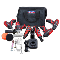 CP1200 Series 6 x 12V Cordless Power Tool Combo Kit. CP1200COMBO2